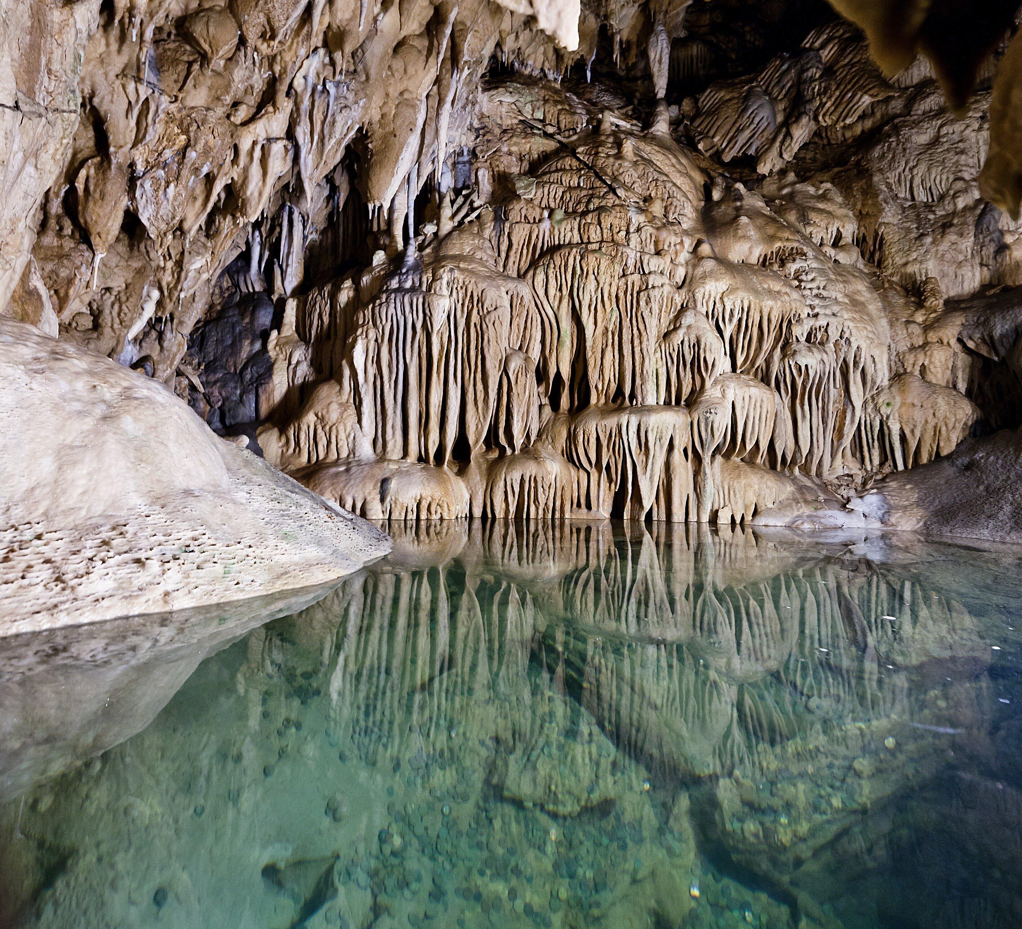 Tropfsteinhöhle Ennepetal